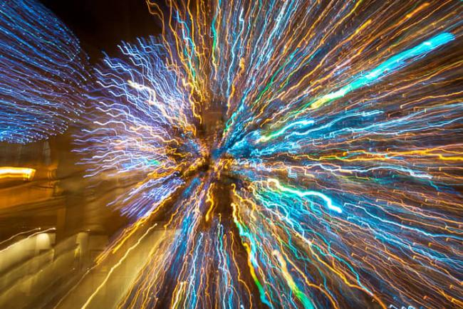 Zoom Burst Photography #3
