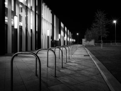 Quay Study #1 - Northwich at Night